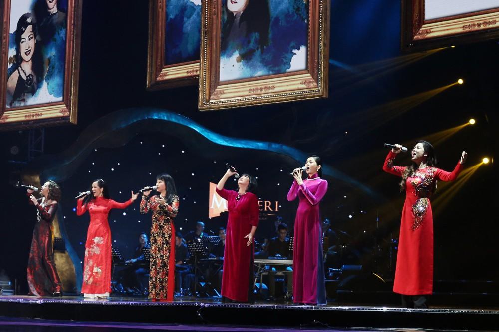 6 giọng ca đình đám các thế hệ hội ngộ và thăng hoa trong đêm nhạc Master Of Symphony - Ảnh 3.