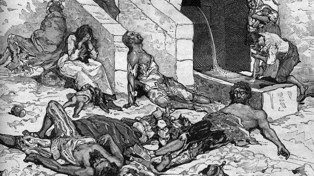 4 thảm họa chết chóc trong lịch sử từng cướp đi sinh mạng của hàng triệu người trên hành tinh - Ảnh 3.