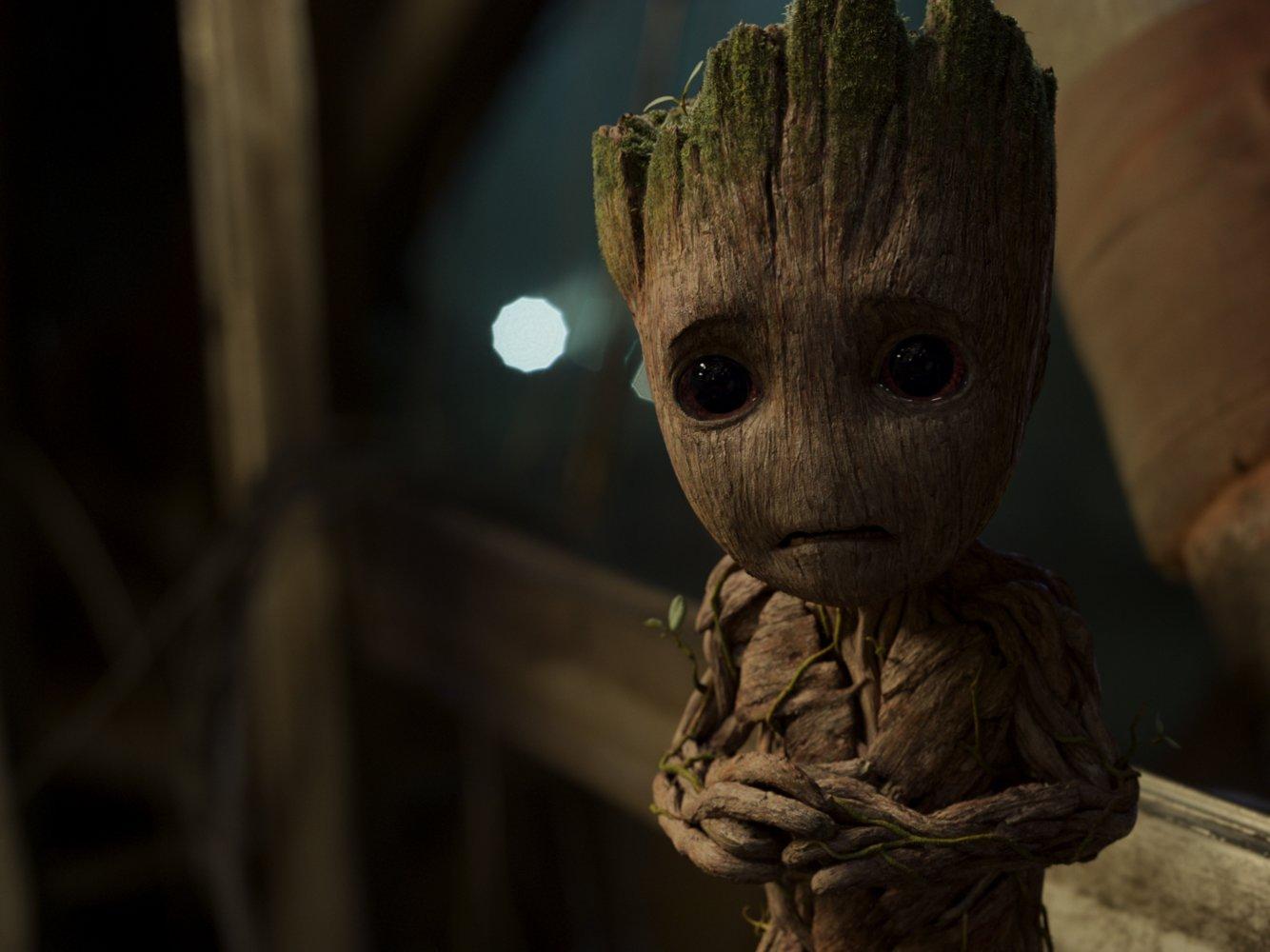 Cận cảnh chiếc bánh mì Groot đang làm mưa làm gió khắp các mạng xã hội và các fan của siêu anh hùng này - Ảnh 1.
