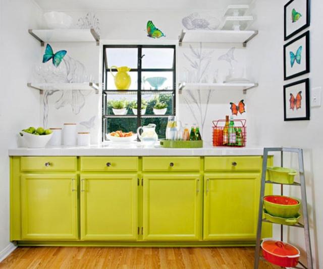 12 cách bố trí thông minh cho những gian bếp chật hẹp - Ảnh 19.