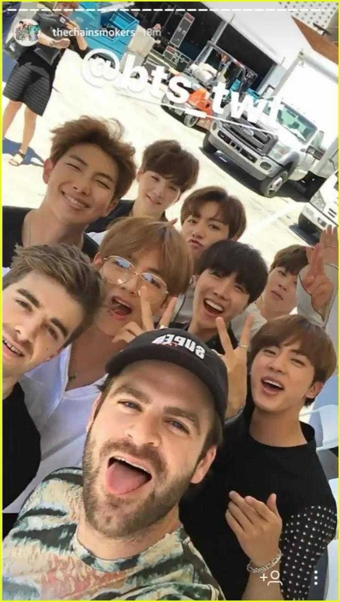 The Chainsmokers kết hợp cùng BTS trong ca khúc mới - Ảnh 1.