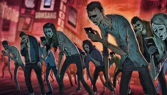 Những dấu hiệu cảnh báo bạn sắp bị rối loạn tâm thần do nghiện mạng xã hội - Ảnh 1.