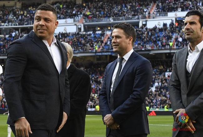 Người ngoài hành tinh Ronaldo sốc vì bị đồng đội cũ chê... béo - Ảnh 3.