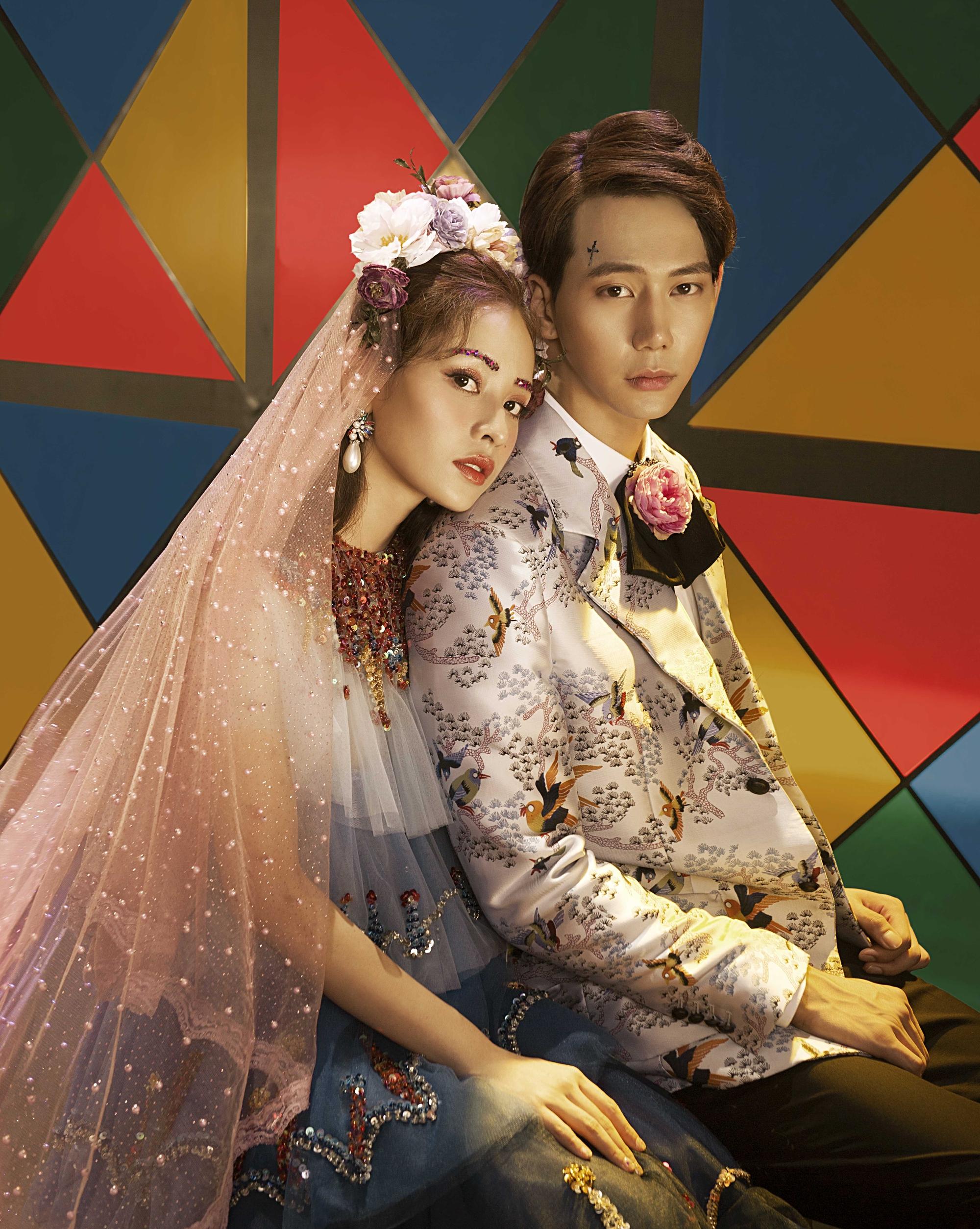 Mặc váy xuyên thấu lộ vòng 3 trong MV mới, Chi Pu quả biết chơi trội - Ảnh 8.