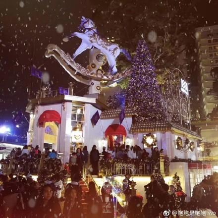 Giáng sinh rực rỡ muôn sắc màu trên toàn thế giới: Hân hoan niềm vui và bao lời chúc nhau an lành! - Ảnh 21.