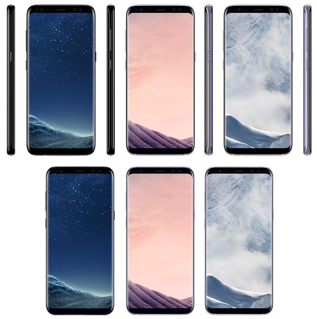 A đây rồi! Các lựa chọn màu sắc và giá thành của Galaxy S8 cuối cùng đã lộ diện - Ảnh 2.