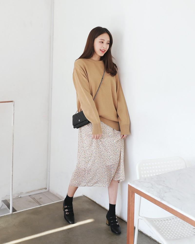 Mua gì cũng được nhưng mùa đông bạn đừng quên mua áo len màu camel - Ảnh 5.