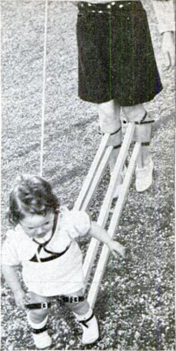 100 năm trước, con người từng có những phát minh, thú vui kinh dị như thế này đây! - Ảnh 4.