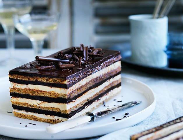 Thêm một nguyên liệu đơn giản để biến chocolate thành món sang chảnh - Ảnh 8.