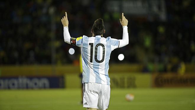 Cảm ơn anh, Messi! Vì đã cứu Argentina và World Cup! - Ảnh 1.