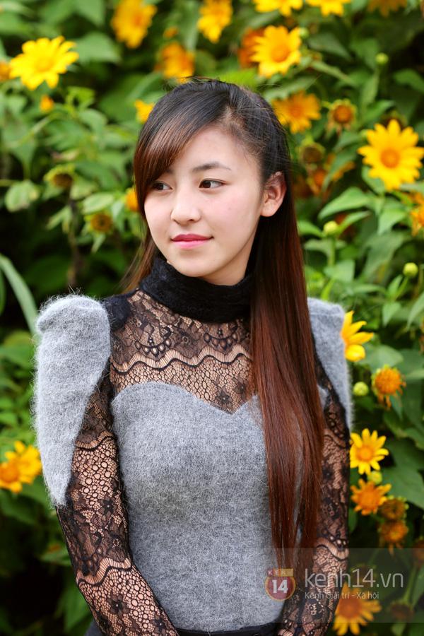 Hot girl bán bánh tráng trộn bất ngờ tái xuất trên trang web nổi tiếng của Hàn - Ảnh 1.