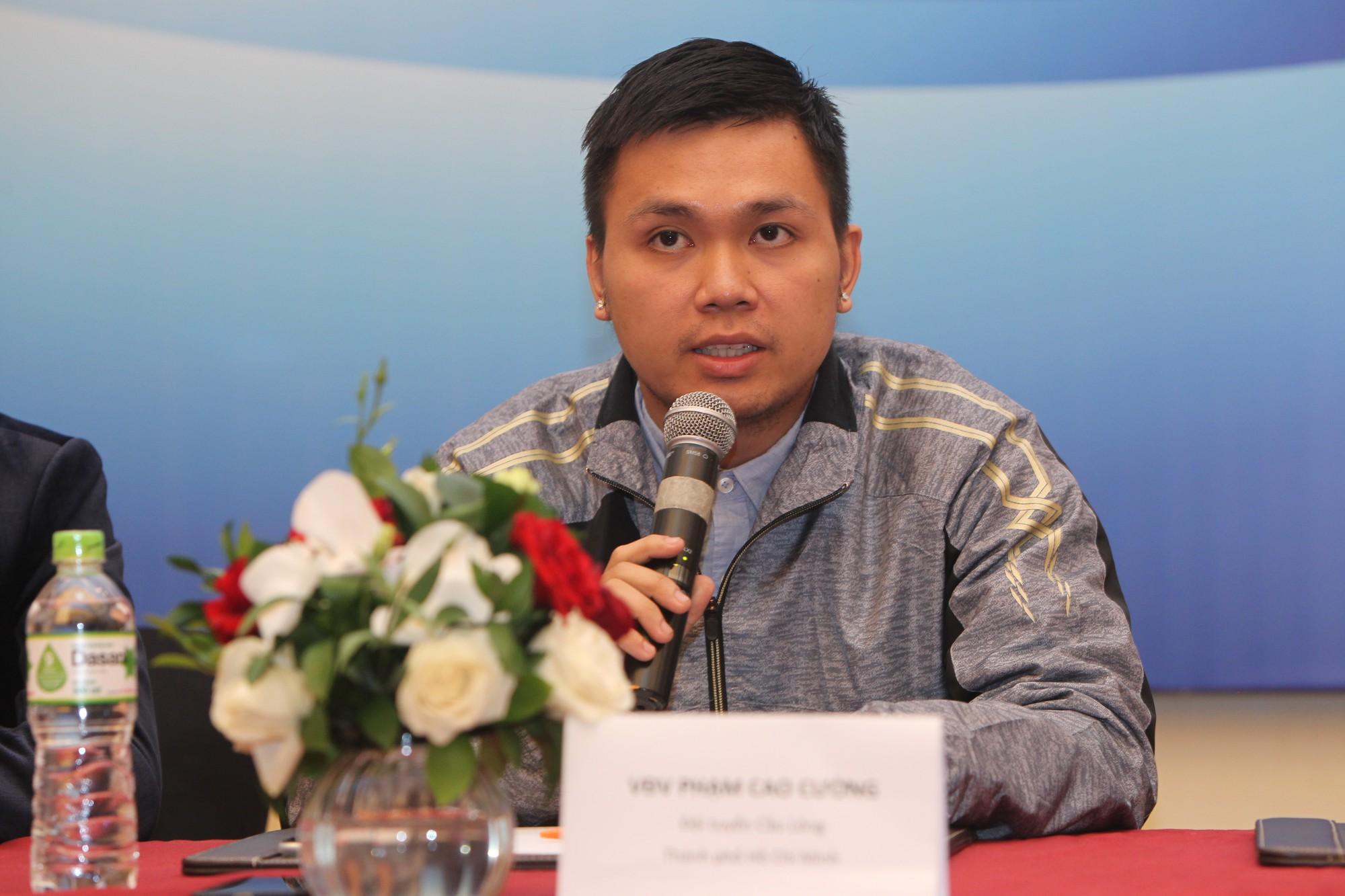 Truyền nhân của Tiến Minh nhận tài trợ chuyên biệt, quyết giành vé Olympic 2020 - Ảnh 2.