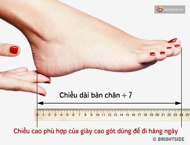 Chẳng lo đau chân mỗi khi đi giày cao gót nhờ lưu ý những điều cơ bản sau - Ảnh 1.