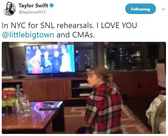 Giờ đã là Công chúa nhạc pop, Taylor Swift vẫn thắng giải lớn Bài hát nhạc đồng quê của năm - Ảnh 2.
