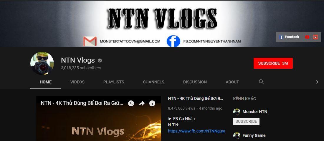 Bị xử video nhảm, câu view, YouTuber Việt Nam hơn 3.000.000 người theo dõi bị khóa kiếm tiền và nước đi gây tranh cãi của YouTube - Ảnh 1.
