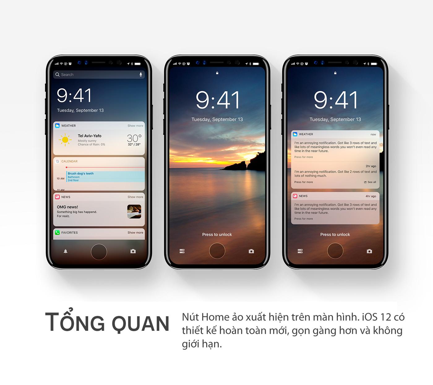 Ngắm tường tận từng ngóc ngách của iPhone 8 để xem nó tuyệt vời đến mức nào - Ảnh 3.