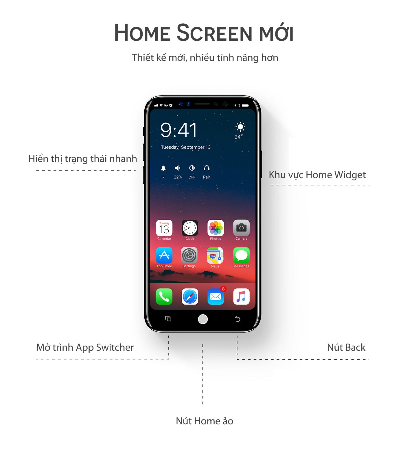 Ngắm tường tận từng ngóc ngách của iPhone 8 để xem nó tuyệt vời đến mức nào - Ảnh 6.