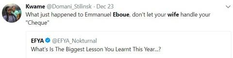 Đừng đưa hết tiền cho vợ! Nếu không hãy hỏi Eboue - Ảnh 3.