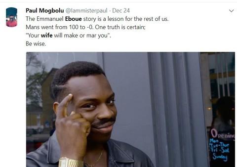 Đừng đưa hết tiền cho vợ! Nếu không hãy hỏi Eboue - Ảnh 4.