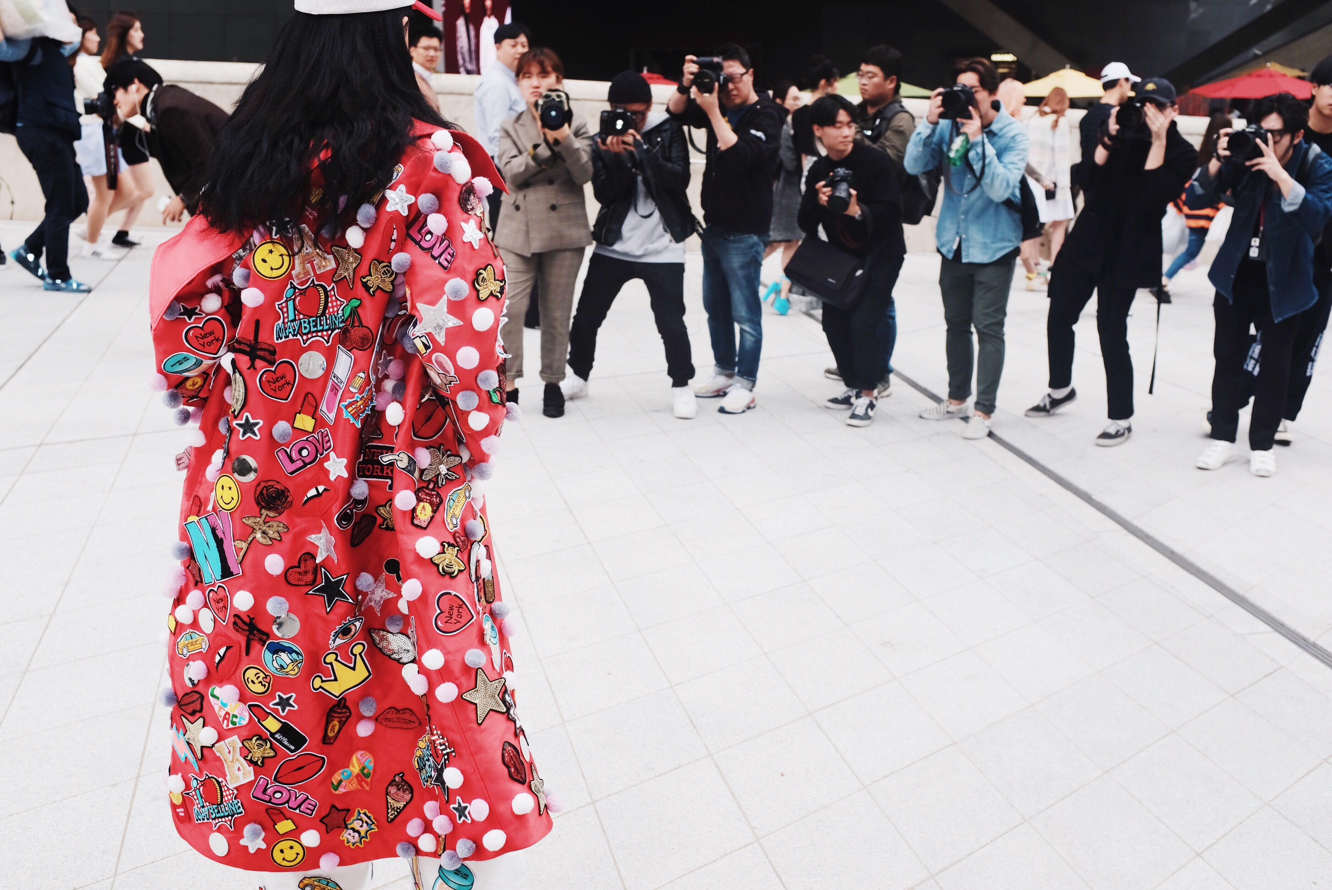 Đơn thương độc mã tại Seoul Fashion Week mùa này, nhưng độ cool của Châu Bùi chẳng hề giảm sút - Ảnh 4.