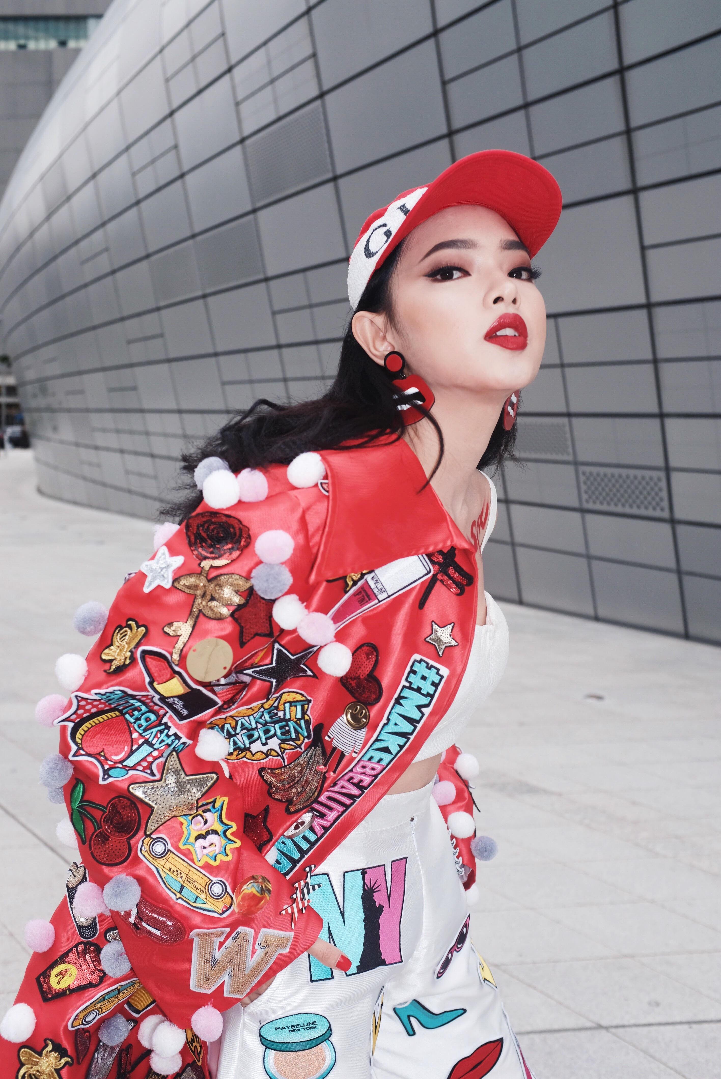 Đơn thương độc mã tại Seoul Fashion Week mùa này, nhưng độ cool của Châu Bùi chẳng hề giảm sút - Ảnh 5.