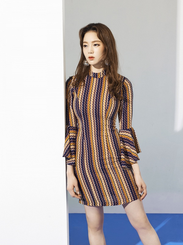 Chi Pu chuyển ngạch sang nghề thiết kế, rủ Á hậu Hàn Quốc cùng đóng clip thời trang - Ảnh 9.