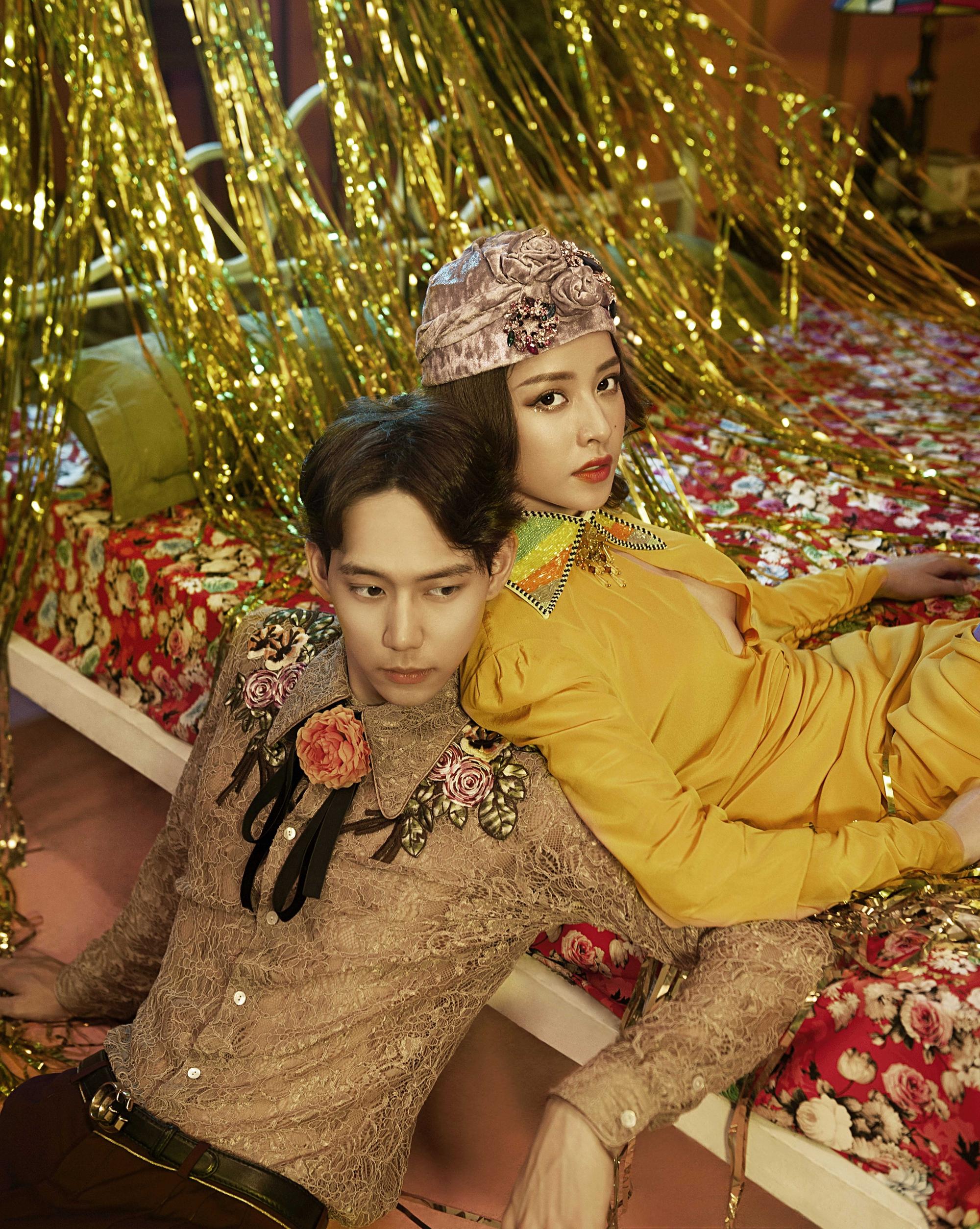 Sau MV chào sân nhiều tranh cãi, Chi Pu phát hành MV debut đậm màu Kpop cùng bạn diễn điển trai xứ Hàn - Ảnh 6.