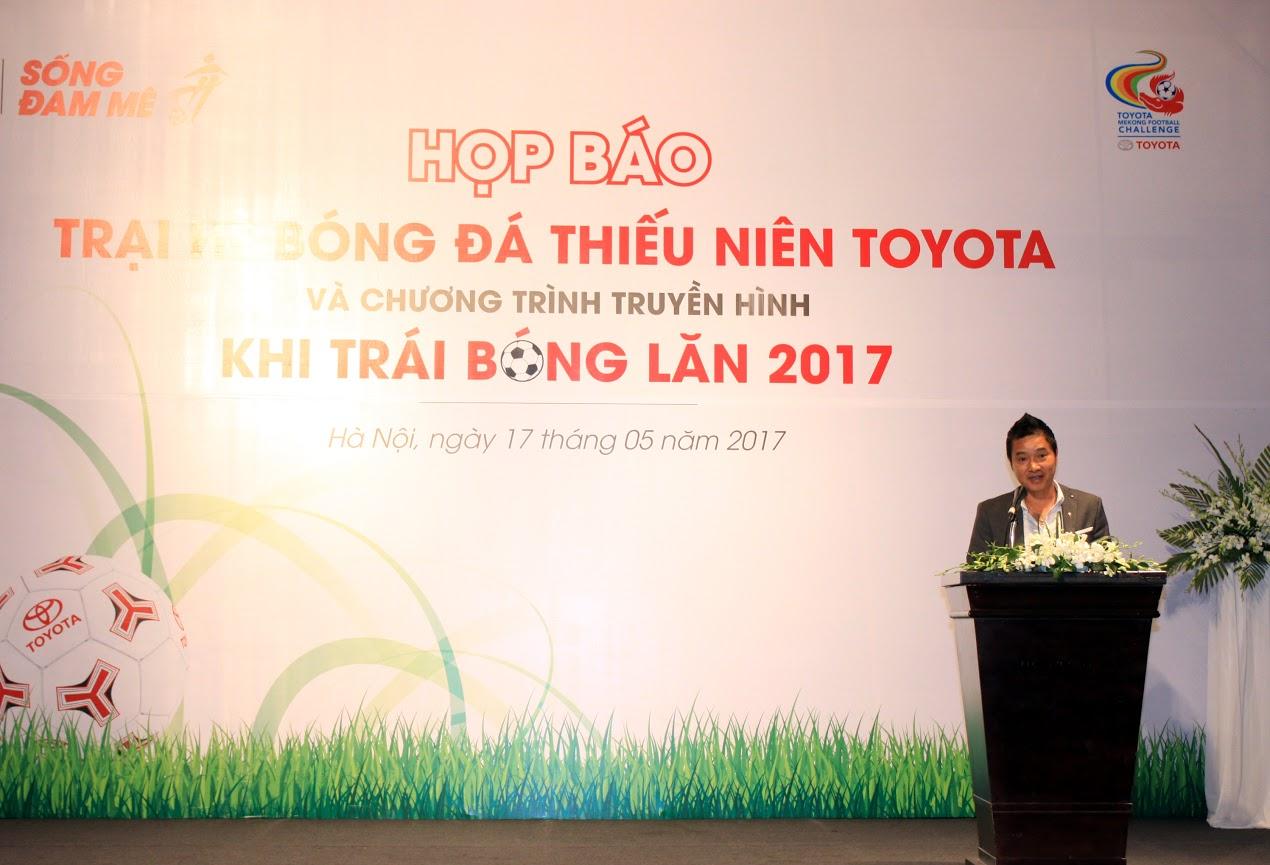 Tú Linh MU, Diệu Nhi sát cánh cùng cựu danh thủ Hồng Sơn trong Trại hè bóng đá - Ảnh 3.