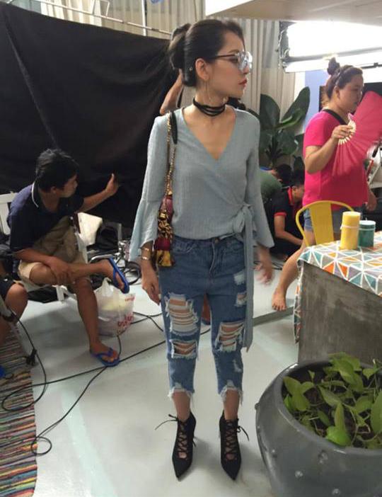 Có khả năng style của Chi Pu trong She Was Pretty cũng sẽ khiến bạn phải thất vọng - Ảnh 3.