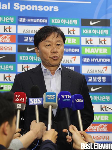 HAGL chính thức đạt thỏa thuận với HLV Chung Hae Seong - Ảnh 2.