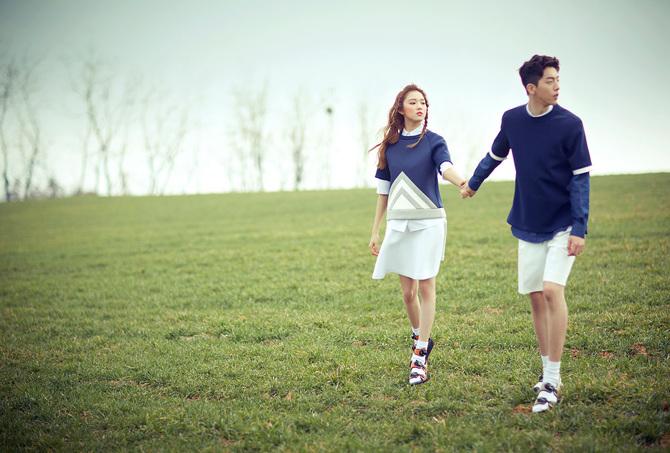 Những khoảnh khắc tình bể bình minh chứng cặp đôi YG Lee Sung Kyung và Nam Joo Hyuk là chân ái - Ảnh 1.