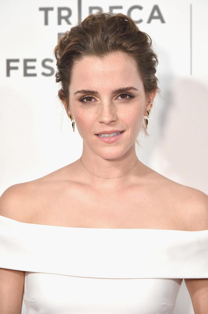 27 tuổi, Emma Watson đã lộ dấu hiệu lão hóa trên thảm đỏ LHP Tribeca - Ảnh 3.