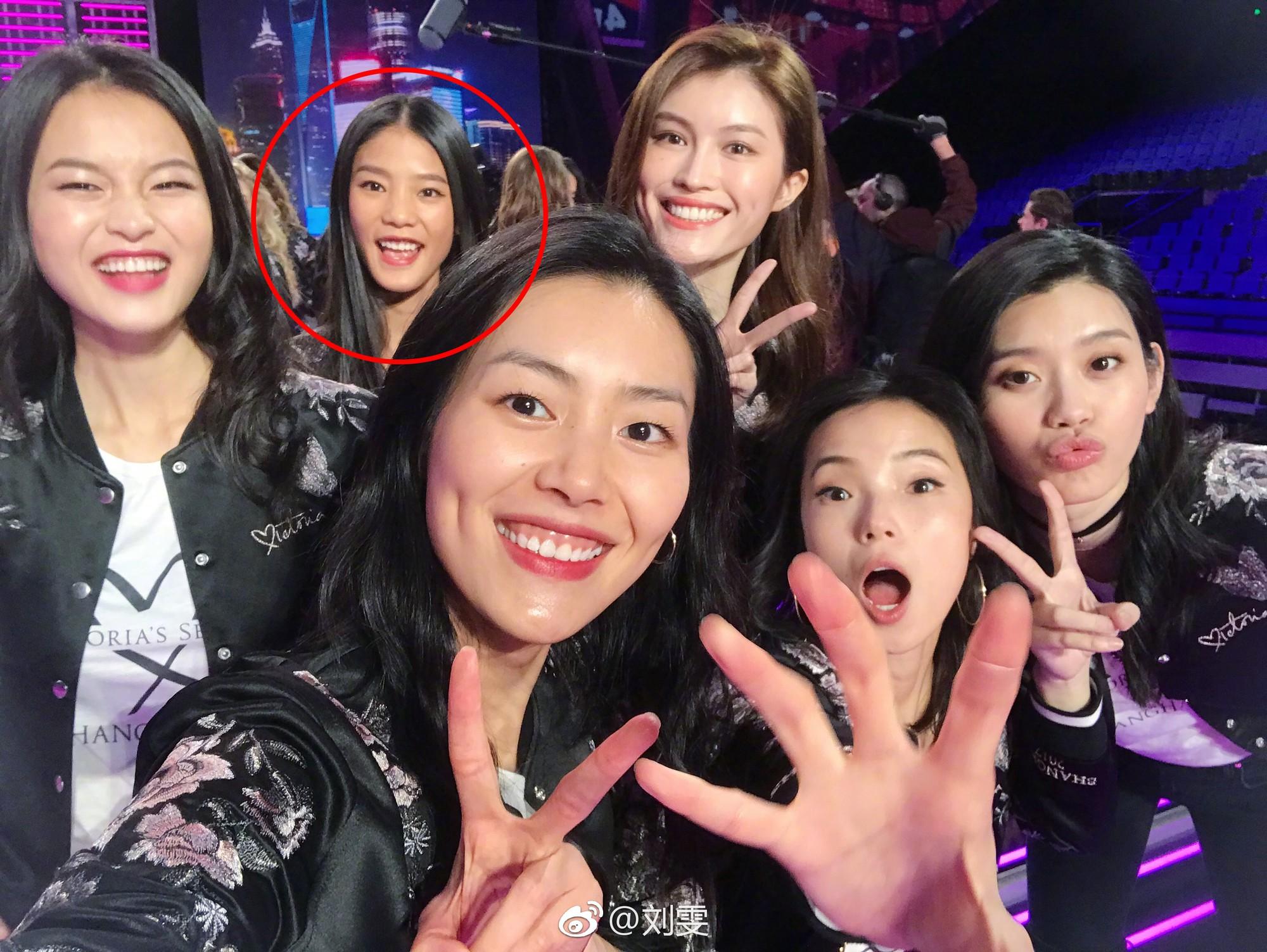 Đây là cô gái Trung Quốc may mắn diễn Victorias Secret với Candice Swanepoel, Liu Wen...! - Ảnh 3.