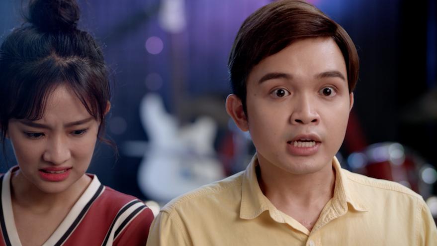 Glee Việt tuần này: Angela nắm thóp Yaya Trương Nhi, quay lại đội cổ vũ để thị uy - Ảnh 3.
