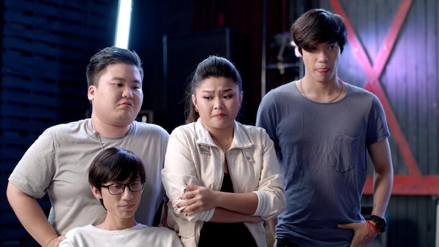 Glee Việt tuần này: Angela nắm thóp Yaya Trương Nhi, quay lại đội cổ vũ để thị uy - Ảnh 2.