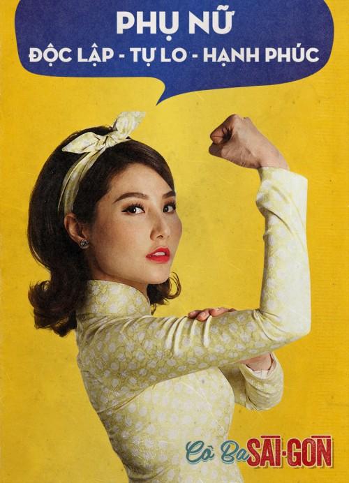 Cô Ba Sài Gòn và màn vay mượn ý tưởng thú vị từ Devil Wears Prada - Ảnh 5.