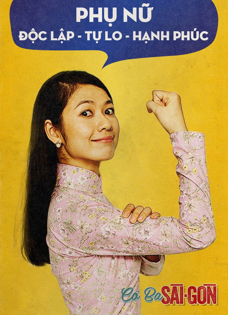 """Xếp hạng chất lượng diễn xuất của dàn diễn viên trong bom tấn Cô Ba Sài Gòn"""" - Ảnh 6."""