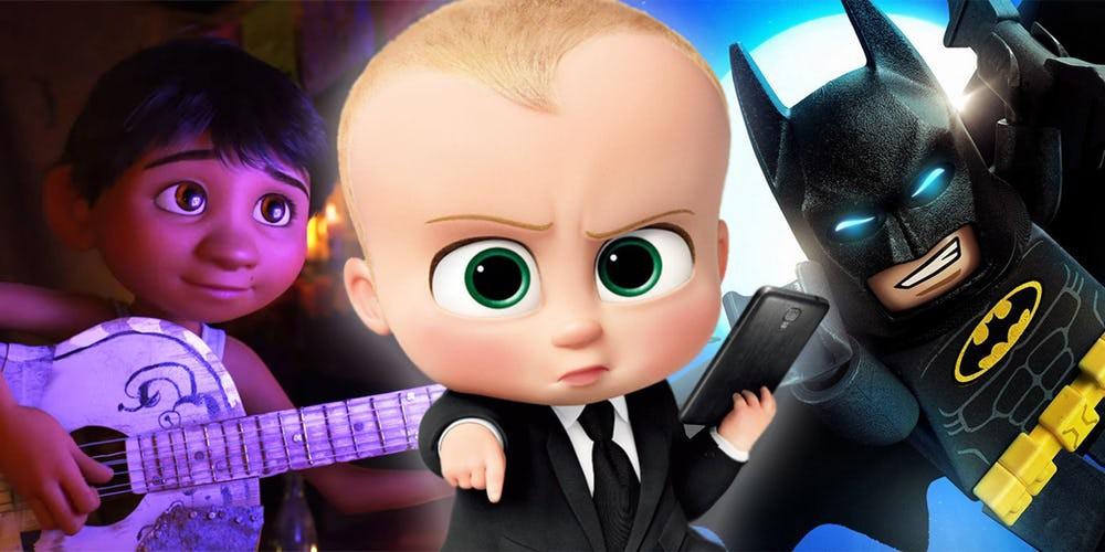 Coco, The Boss Baby và The LEGO Batman Movie là những ứng cử viên nặng ký của Oscar lần thứ 90 - Ảnh 1.