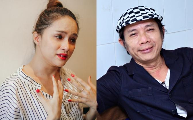 Nghệ sĩ Trung Dân quay clip chấp nhận tha thứ cho Hương Giang Idol sau ồn ào - Ảnh 2.