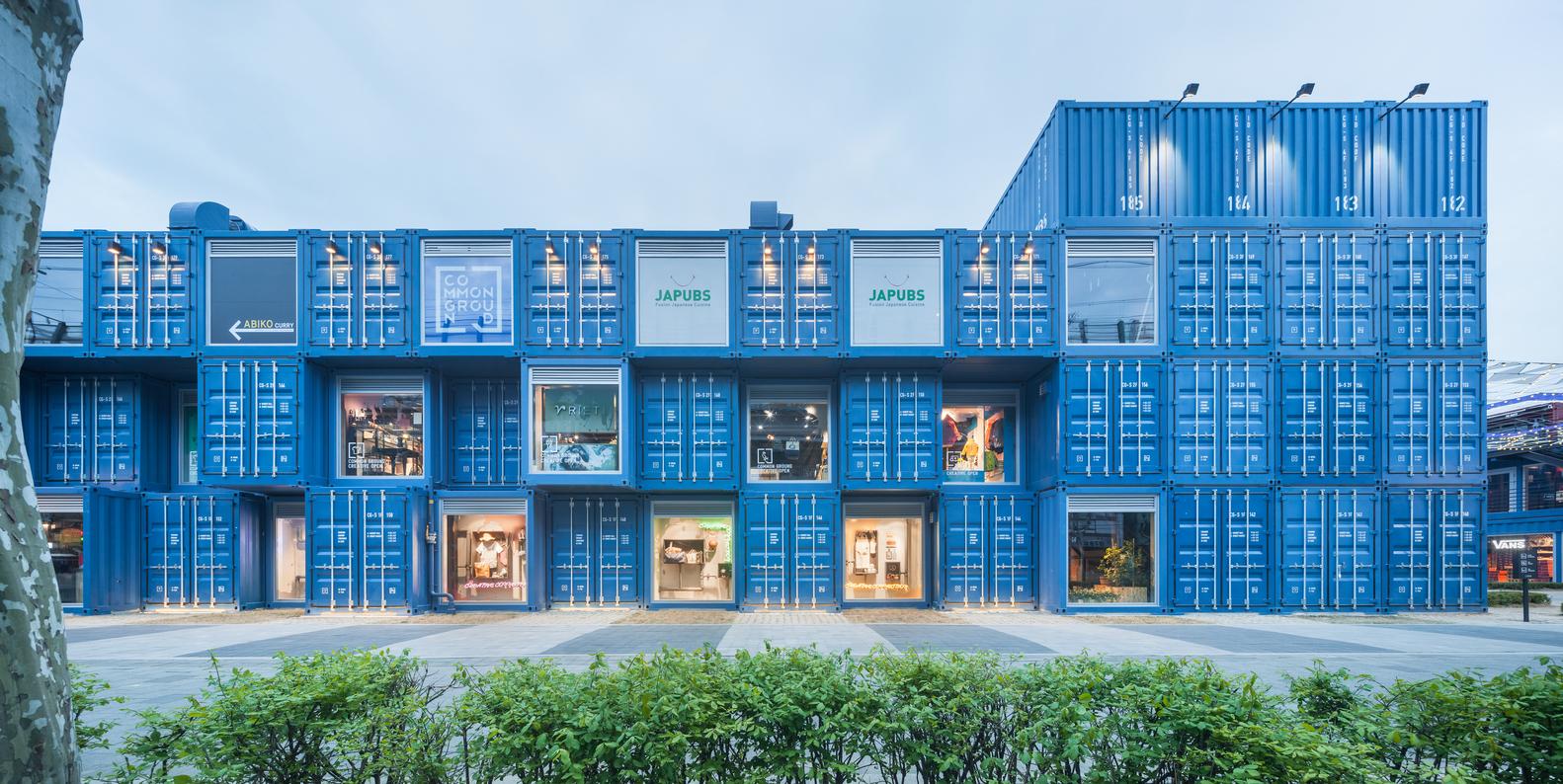 Common Ground - khu concept mall làm từ container siêu chất của giới trẻ Seoul - Ảnh 2.