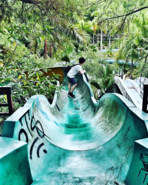 5 công trình bị bỏ hoang tại Việt Nam, muốn có những bức ảnh kì bí hết cả hồn thì nhất định phải đến! - Ảnh 24.