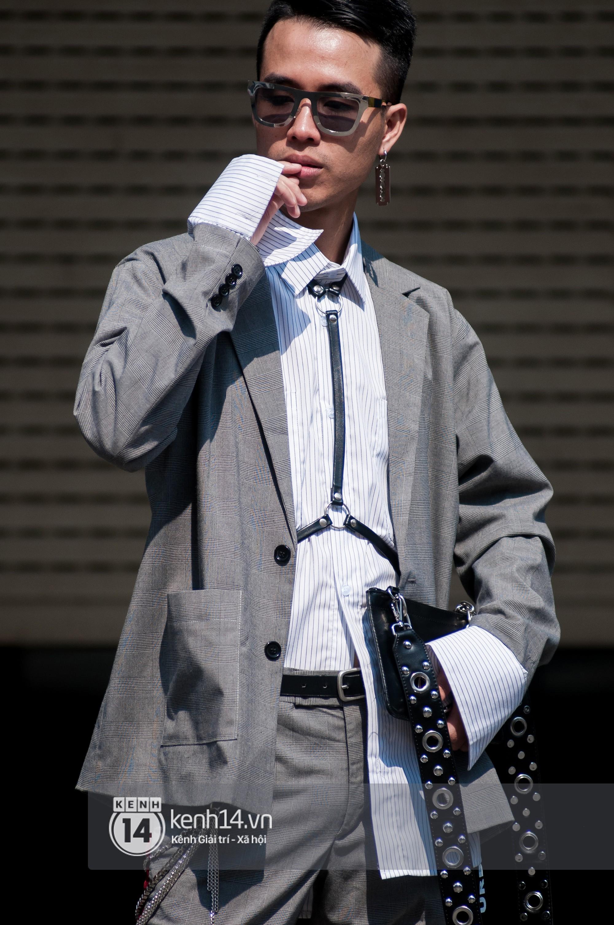 Fashionisto nhí diện áo lông to sụ như G-Dragon, nổi bật nhất street style ngày cuối VIFW - Ảnh 16.