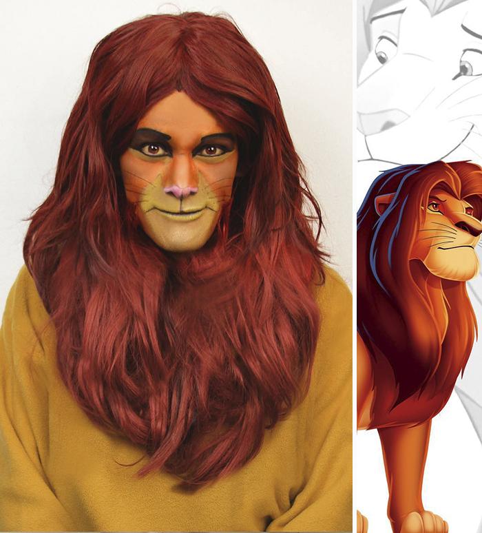 Chàng trai cosplay nhân vật hoạt hình Disney đẹp chẳng kém gì bản gốc - Ảnh 13.