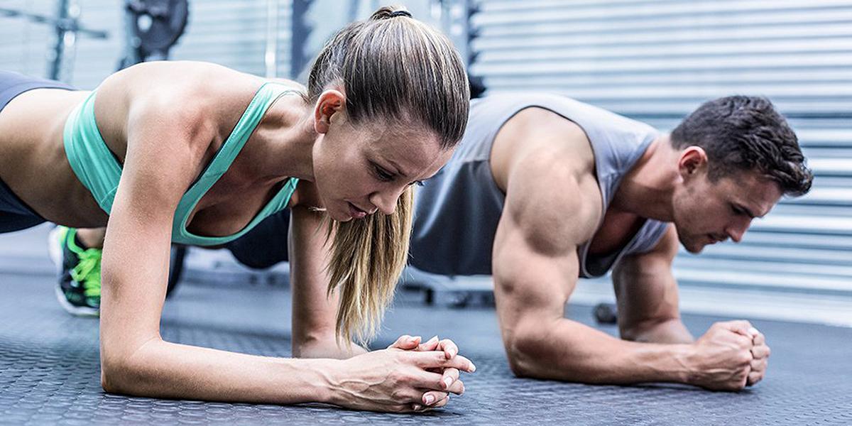 4 phút tập Tabata dưới đây giúp bạn giảm mỡ nhiều hơn bất kì động tác cardio nào - Ảnh 1.