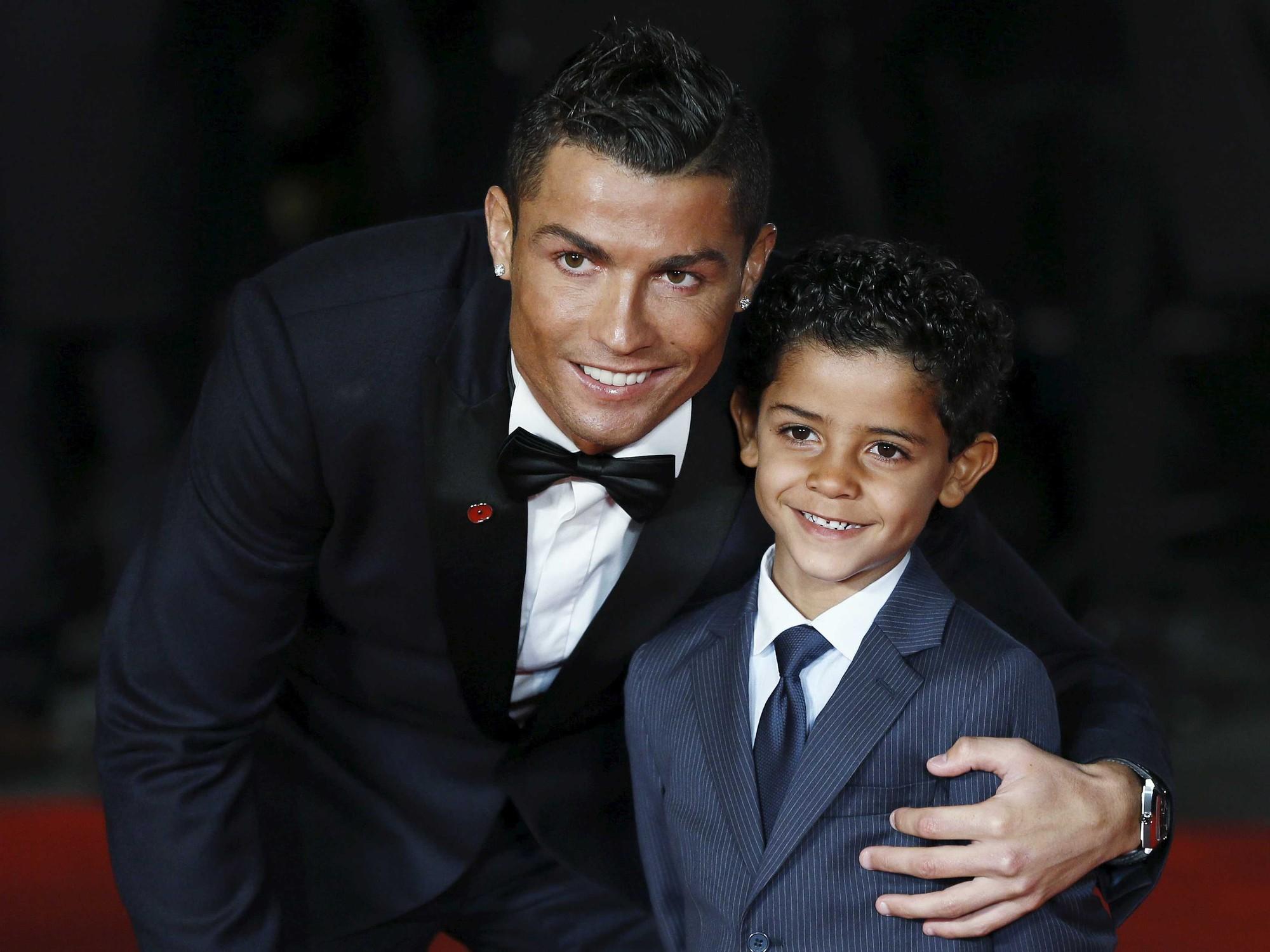 Cristiano Ronaldo, đời anh liệu có nỗi buồn nào không? - Ảnh 6.