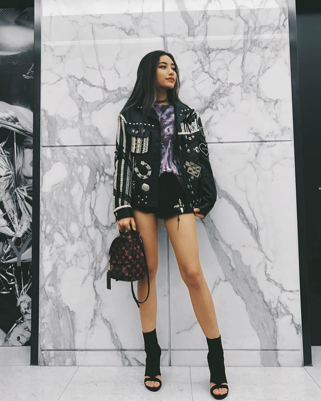 Không hổ danh là con gái của người sở hữu nhiều túi Hermes nhất nhì thế giới, Calista Cuaca cũng chất đừng hỏi - Ảnh 9.