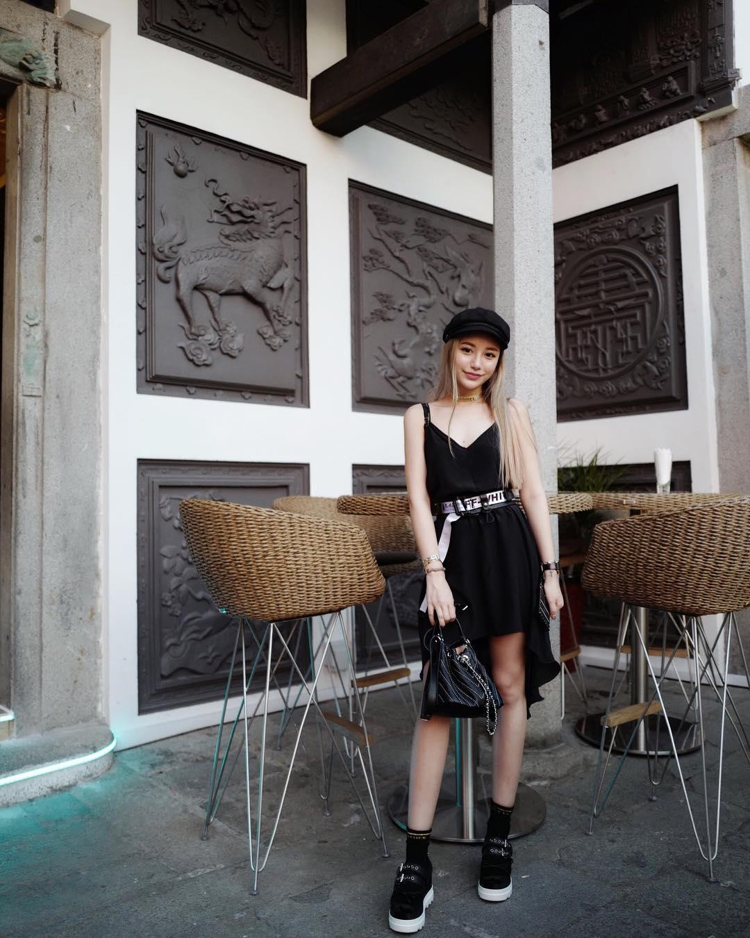 Không hổ danh là con gái của người sở hữu nhiều túi Hermes nhất nhì thế giới, Calista Cuaca cũng chất đừng hỏi - Ảnh 15.