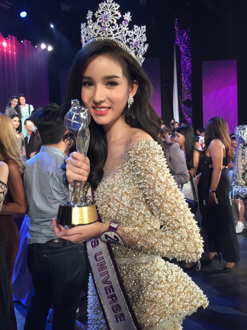 Hoa hậu chuyển giới Thái Lan 2017: Cuộc thi hiếm có cả tân Hoa hậu và Á hậu 1 đều đẹp quá xuất sắc - Ảnh 5.