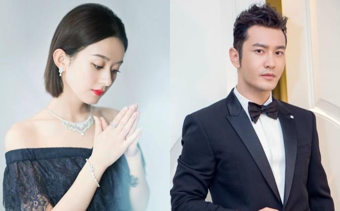 Sao Hoa Ngữ: Sự nghiệp khởi sắc, Triệu Lệ Dĩnh cướp luôn hợp đồng quảng cáo của vợ chồng Angela Baby - Huỳnh Hiểu Minh?