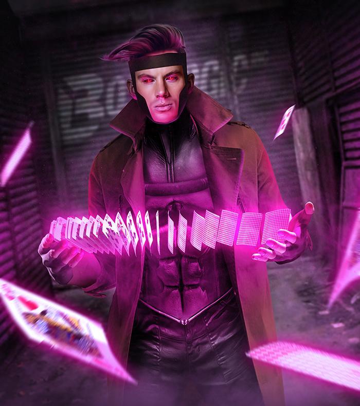 Anh hùng Gambit Channing Tatum sẽ đến bên khán giả ngay dịp Lễ Tình Nhân 2019 - Ảnh 1.